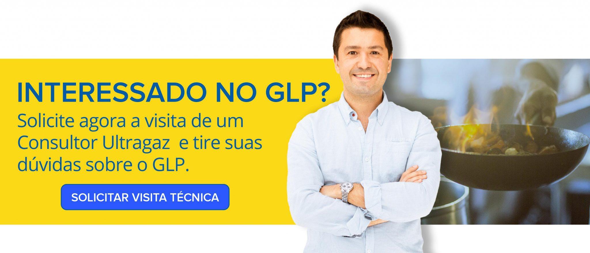 solicitar visita técnica sobre GLP para empresas