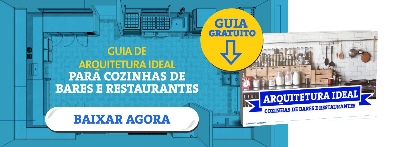 guia de arquitetura ideal para bares e restaurantes