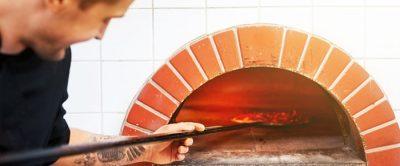 Como converter um forno de pizzas iglu à lenha para o gás?