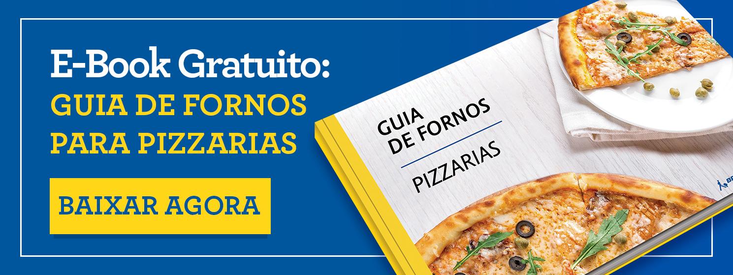 guia de fornos para pizzarias