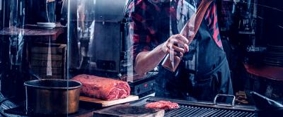 Técnicas de preparo da carne na churrasqueira a gás