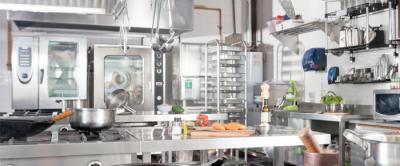 Como financiar equipamentos para cozinhas industriais?