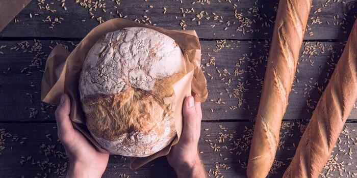 pães de fermentação natural: nova aposta das padarias