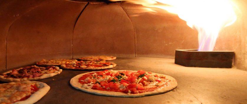 forno a gás para pizzarias