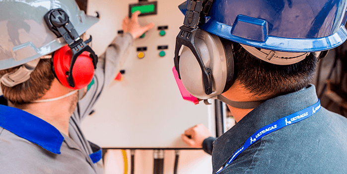 GLP industrial: normas de segurança para instalação segura