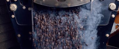 Ultrasolução oferece precisão à curva de torra de café