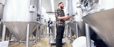 Estrutura da cervejaria: equipamentos que compõem kit básico