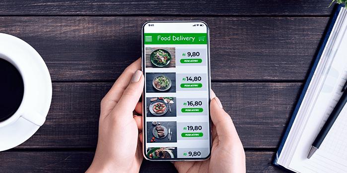 Dicas para restaurantes conseguirem boa posição no ranking dos aplicativos de delivery
