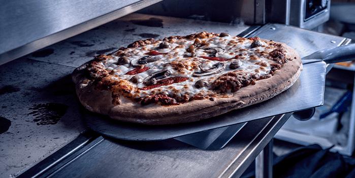 solução forno de pizza