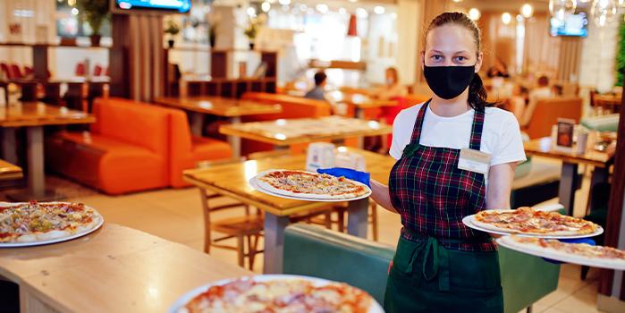 como treinar equipe da pizzaria