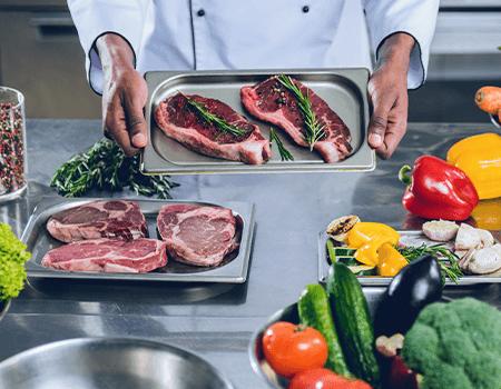 Principais cuidados no armazenamento dos alimentos em restaurantes