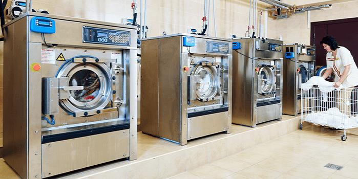 Como aumentar vida útil da secadora industrial a gás para lavanderia