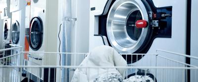 Lavanderia industrial: saiba como migrar a secadora de roupa para o GLP