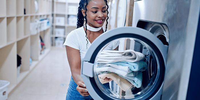 Ultragaz Lavanderias: solução leva eficiência para secadora a gás