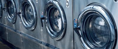 Como essas três lavanderias ampliaram a eficiência no uso da secadora a gás